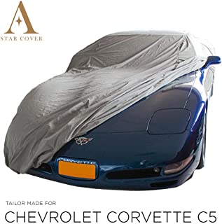 Chevrolet Corvette C3 formanpassend Car Cover Autoschutzdecke