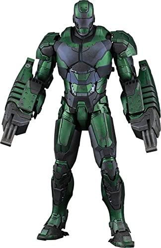 Iron Man 3 Movie Masterpiece Actionfigur 1 6 Iron Man Mark XXVI Gamma Hot Toys Exclusive 34 cm Figures
