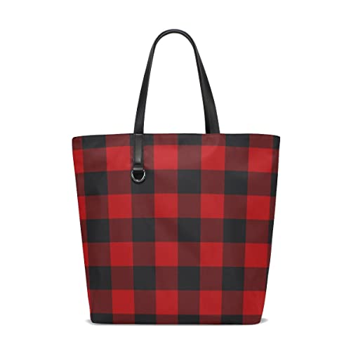 7b1492948e ALAZA Funny Dachshund Dog Black Tote Bag Purse Handbag for Women Girls