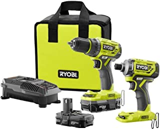 Amazon com: Ryobi - Combo Kits / Power Tools: Tools & Home
