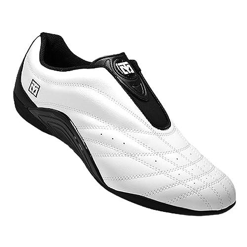 Mooto Wings Korea TaeKwonDo Shoes TKD Competition Twotone & Black 4 1/2 to 14