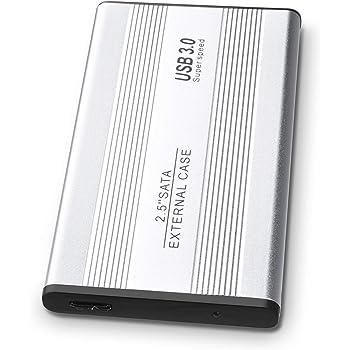 Disco Duro Externo 2 TB, Disco Duro Externo para PC, Mac,Xbox, MacBook, Chromebook, PS4 (2TB,Plata): Amazon.es: Electrónica