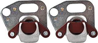 labwork Front Right Left Brake Calipers Fit for 1999-2000 Polaris Sportsman 500 W/Pads