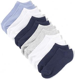 Pack 6 pares de Calcetines Tobilleros Unisex