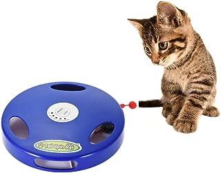 Juguete para gatos de todas las edades, ratón electrónico