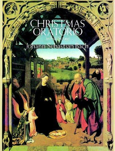 BACH - Oratorio de Navidad (BWV:248) para Voces Solistas, Coro y Orquesta (Partitura Director)