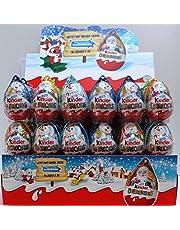 72 x Chocolade Kinder Surprise Eieren