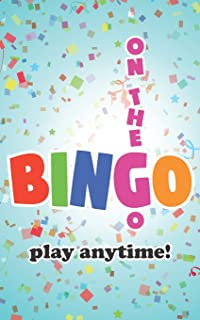 On The Go Bingo: Play Anytime!