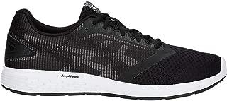 Men's Patriot 10 Running Shoes, 14M, Black/White