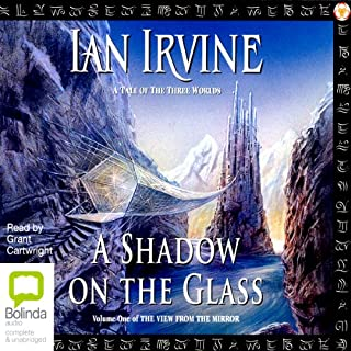 A Shadow on the Glass cover art