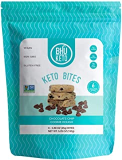 BHU Foods, Cookies Keto Choco Chip Dough, 5.3 Ounce