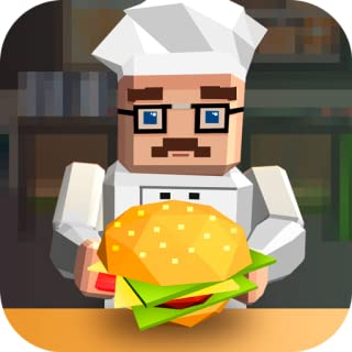 Burger Shop Manager: Cooking Simulator