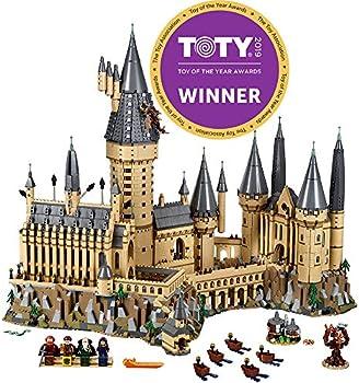6020-Pieces LEGO Harry Potter Hogwarts Castle Model Building Kit