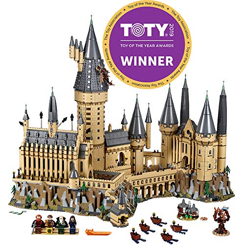 LEGO Harry Potter Hogwarts Castle 71043 Building Kit, 2019 (6020 Pieces)