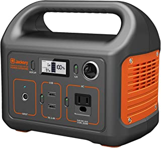 Jackery Portable Power Station Explorer 240, 240Wh Backup Lithium Battery, 110V/200W Pure..