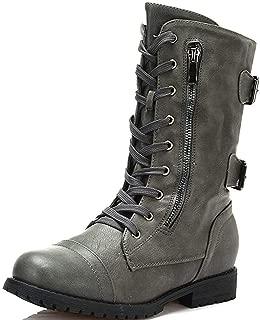 Best madden girl black combat boots Reviews