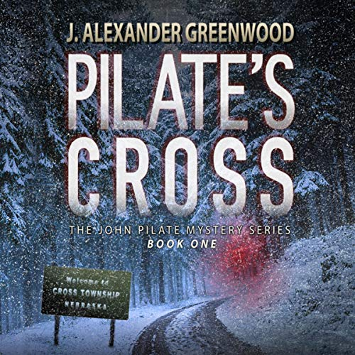 Pilate's Cross audiobook cover art