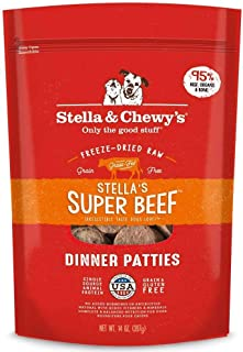 Stella & Chewy's Beef Dog Food Dinner, 25-Ounce / 2 Pack