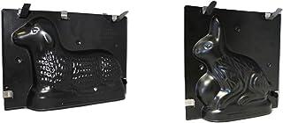 ORIGINAL KAISER Spezial Backset Ostern, Osterlamm + Osterhase Backform, Kuchenform 3D, Antihaft-Beschichtung