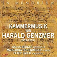 In Memoriam by HARALD GENZMER (2008-02-01)