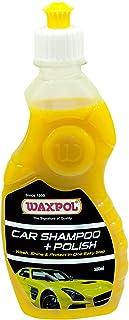 Waxpol Car Shampoo + Polish 300 ml, CCS035