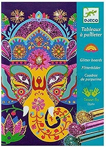 tienda en linea Djeco DJ09502 Glitter Boards- Glitter Animals Playset by Hotaling Hotaling Hotaling Imports  Envio gratis en todas las ordenes