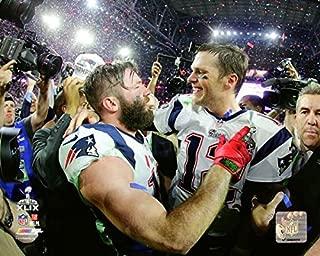 Julian Edelman & Tom Brady Super Bowl XLIX Photo (11