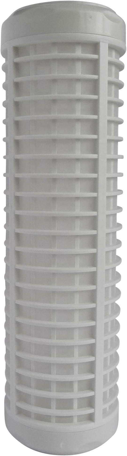 60 opinioni per AQUAWATER 3700350801537 Cartuccia del Filtro Lavabile 50μ-Formato Standard