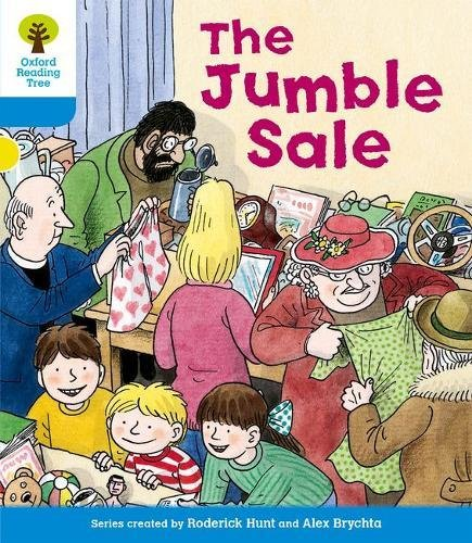 Oxford Reading Tree: Level 3: More Stories A: The Jumble Saleの詳細を見る