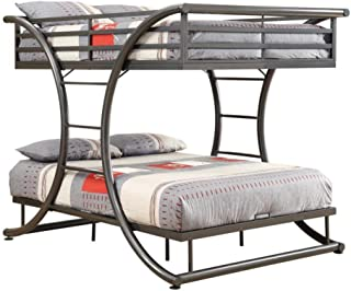 triple full size bunk beds
