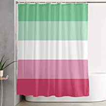 Abrosexual Pride Flag Bathroom Shower Curtain Decorative Toilet Celebrate Picks Set Prints Themed Supplies Accessories Indoor Home Room Restroom Ornament