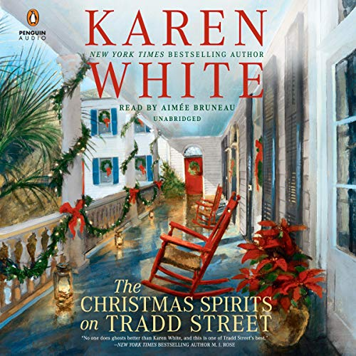 The Christmas Spirits on Tradd Street cover art