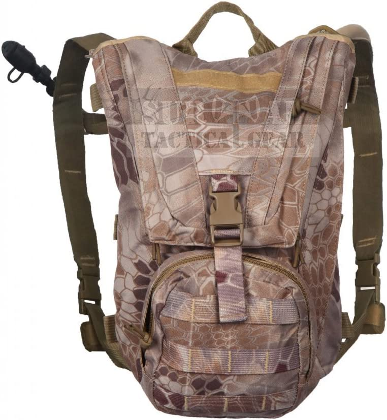 ZAPT Fresno Mall Tactical Molle Hydration Backpack Pack Sacramento Mall H Military