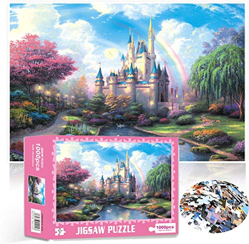 1000 Piece Jigsaw Puzzles for Ad...
