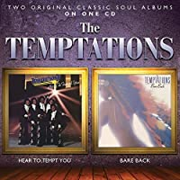 Hear to Tempt You/Bare Back by TEMPTATIONS
