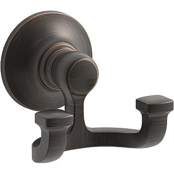 KOHLER Worth Robe Hook in Oil-Rubbed Bronze