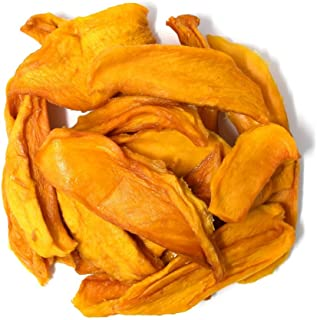 Anna and Sarah Organic Dried Mango 1 Lb , No Sugar Added Natural Snacks