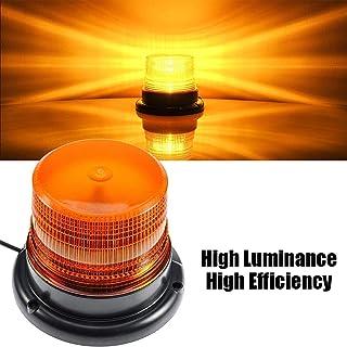 LED Strobe Light, Big Ant Amber 48 LED Warning Lights Safety Flashing Strobe Lights with..