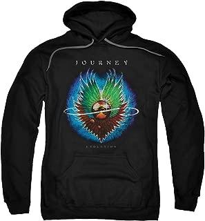 Journey Evolution Album Cover - Adult Hoodie Fleece Sweatshirt