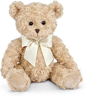 Bearington Tate Plush Stuffed Animal Shaggy Teddy Bear, 16