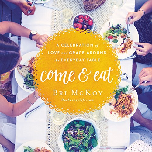 Come and Eat audiobook cover art