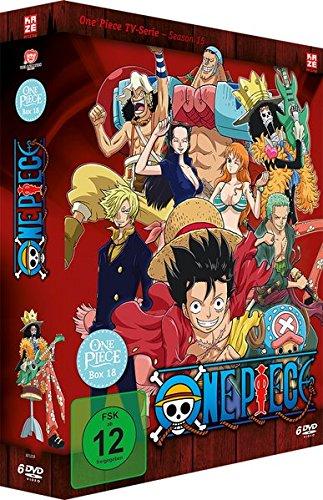 One Piece - TV Serie - Vol. 18 - [DVD]