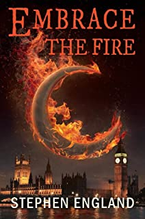 Embrace the Fire (Shadow Warriors Book 6)
