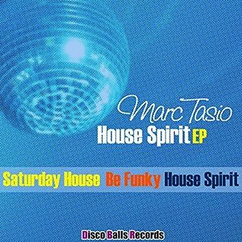 House Spirit Ep