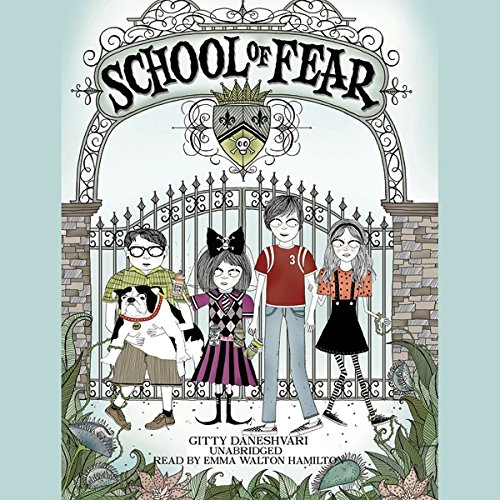 School of Fear cover art