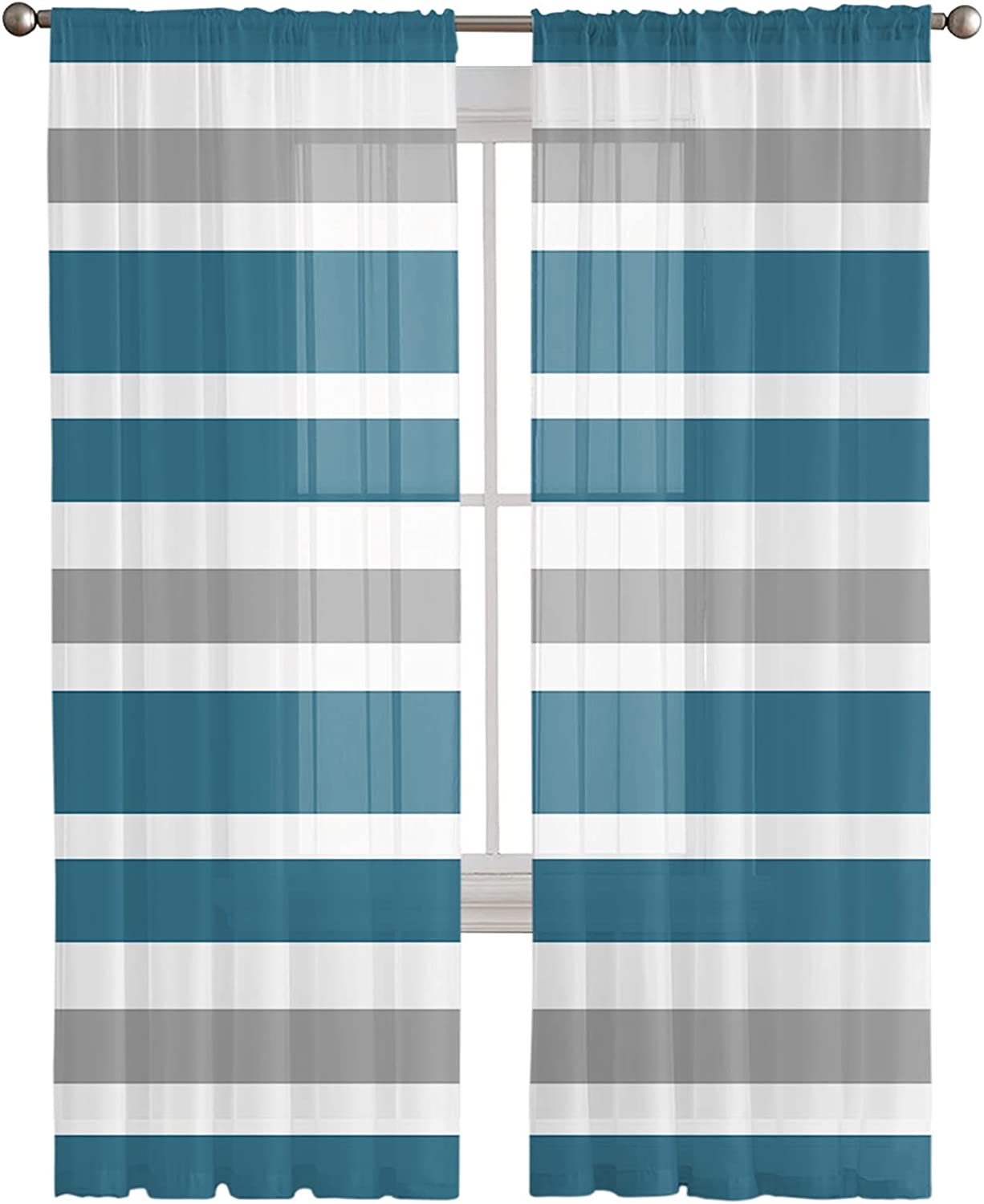 All Popular popular items free shipping Semi Sheer Curtains 2 Treatments Privacy Panels Window
