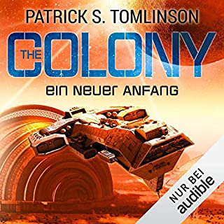 The Colony - Ein neuer Anfang Titelbild