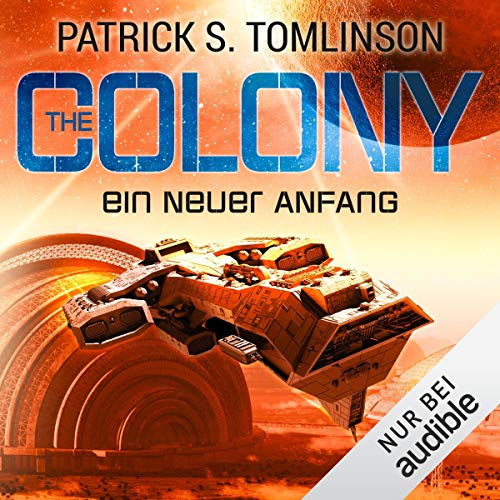 The Colony - Ein neuer Anfang audiobook cover art