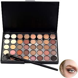 Hilai Cosmetic - Paleta de maquillaje de sombra de ojos mate