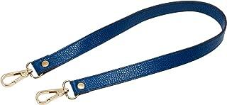 "VanEnjoy Full Grain Leather Strap Shoulder Bag Purse with Gold Hardware,1/2""x 22""(WL)"